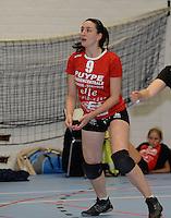 Volley Team Brugge : Evi Ulens <br /> foto VDB / BART VANDENBROUCKE