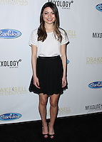 "LOS ANGELES, CA, USA - APRIL 17: Miranda Cosgrove at the Drake Bell ""Ready Steady Go!"" Album Release Party held at Mixology101 & Planet Dailies on April 17, 2014 in Los Angeles, California, United States. (Photo by Xavier Collin/Celebrity Monitor)"