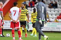 Troy Deeney of Watford FC during Stevenage vs Watford, Friendly Match Football at the Lamex Stadium on 27th July 2021