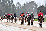 February 28, 2021: Bayakoa Stakes (Grade 3)  at Oaklawn Park in Hot Springs,  Arkansas. Ted McClenning/Eclipse Sportswire/CSM