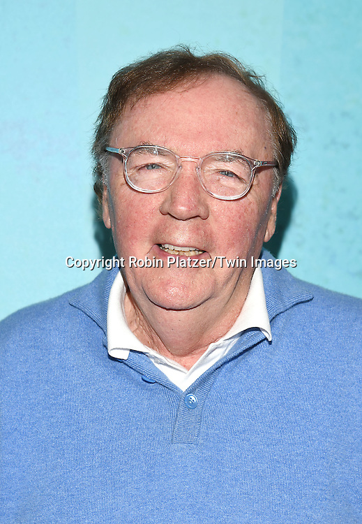 """author James Patterson attends the """"Middle School: The Worst Years of My Life"""" New York Screening on October 1, 2016 at the Regal E-Walk in New York, New York, USA.<br /> <br /> photo by Robin Platzer/Twin Images<br />  <br /> phone number 212-935-0770"""