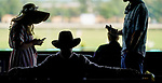 June 5, 2021: Scenes from Belmont Stakes Day at the Belmont Stakes Festival at Belmont Park in Elmont, New York. Scott Serio/Eclipse Sportswire/CSM