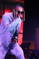 MIAMI, FL -MAY 1: Tyga at Trillerfest Miami at Miami Marine Stadium on May 1, 2021. Credit: Walik Goshorn/MediaPunch