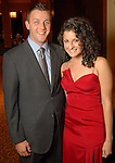Cason White and Julianne Deily at the Una Notte in Italia party at the Intercontinental Houston Hotel Saturday Nov. 07,2009. (Dave Rossman/For the Chronicle)