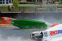 Frame 8: Jason Nelson, (#18) flips over in turn 2. (SST-45 class)