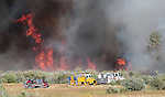 Washoe Valley Fire 082312