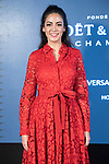 Veronica Perona In MOËT & CHANDON presents the global celebration project of the 150th anniversary of Moet in the hands of its protagonists<br /> November 13, 2019. <br /> (ALTERPHOTOS/David Jar)