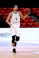 06-03-2021: Basketbal: Donar Groningen v ZZ Feyenoord: Groningen Donar speler Leon Williams