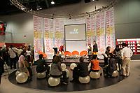 Forum der Comic Zeichner auf der Buchmesse