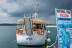 Croatia, Istria, Pula: sightseeing boat trip to Brijuni National Park | Kroatien, Istrien, Pula: mit dem Ausflugsschiff in den Brijuni Nationalpark