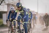 Julien Stassen (BEL/WB Aqua Protect-Veranclassic)<br /> <br /> 50th GP Samyn 2018<br /> Quaregnon > Dour: 200km (BELGIUM)