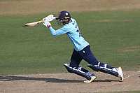 Aron Nijjar in batting action for Essex during Hampshire Hawks vs Essex Eagles, Royal London One-Day Cup Cricket at The Ageas Bowl on 22nd July 2021