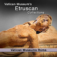 Pictures of Etruscan Artefact, Antiquities & Historic Art - The Vatican Museums Rome