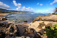 Taken from Haleiwa Beach Park.
