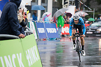 Timothy Dupont (BEL/Veranda's Willems-Crelan) <br /> <br /> <br /> Binckbank Tour 2017 (UCI World Tour)<br /> Stage 2: ITT Voorburg (NL) 9km