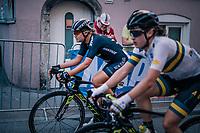 Georgia Williams (NZL/Mitchelton-Scott)<br /> <br /> WOMEN ELITE ROAD RACE<br /> Kufstein to Innsbruck: 156.2 km<br /> <br /> UCI 2018 Road World Championships<br /> Innsbruck - Tirol / Austria