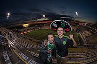 Columbus, Ohio - Friday, November 11, 2016: prior to a USMNT vs Mexico WCQ at Mapfre Stadium.