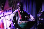 Will Calhoun, Carlos McKinney, Antoine Roney, Gerald Cannon, Ravi Coltrane @ The Blue Note 1/24/17