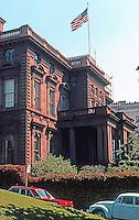 San Francisco:  Pacific Union Club, 1886; 1907.  Photo '78.