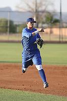 Steve Bruno - 2012 AZL Cubs (Bill Mitchell)