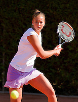 18-08-10, Tennis, Amstelveen, NTK, Nationale Tennis Kampioenschappen, Lesley Kerkhove