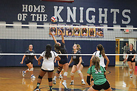 Varsity Volleyball 10/2/18