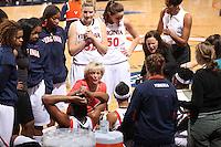 UVa women's basketball head coach Debbie Ryan