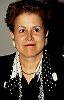 File - Louise Harel, circa 1990<br /> <br /> Photo : Pierre Roussel - Agence Quebec Presse