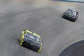 #19: Brandon Jones, Joe Gibbs Racing, Toyota Supra Menards/Pelonis, #18: Riley Herbst, Joe Gibbs Racing, Toyota Supra Monster Energy