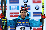 IBU World Championships Biathlon 2019 Ostersund  Sprint Men Event in Ostersund, Sweden on March 9, 2019; Quentin Fillon Maillet (FRA)