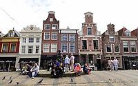 Nederland  Alkmaar- September 2020 . Historische panden in het centrum van Alkmaar. Mient. Foto : ANP/ Hollandse Hoogte / Berlinda van Dam