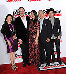 Rob Minkoff, Crystal Kung and the Kung family attends The Twentieth Century Fox and Dreamwork Animation Holly-Woof Premiere of Mr. Peabody & Sherman Premiere held at The Regency Village Westwood in Westwood, California on March 05,2014                                                                               © 2014 Hollywood Press Agency