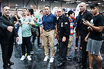 Arnold Schwarzenegger during his visit of Arnold Classic Asia 2016 Multi-Sport Festival on 20 August 2016 at the AsiaWorld-Expo, Hong Kong. Photo by Marcio Machado / Power Sport Images