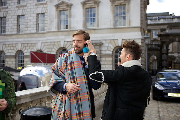 Patrick Grant and Henry Holland
