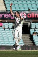 10th January 2021; Sydney Cricket Ground, Sydney, New South Wales, Australia; International Test Cricket, Third Test Day Four, Australia versus India; Josh Hazlewood of Australia appeals