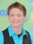 Sean Berdy at The Fox 2011 Teen Choice Awards held at Gibson Ampitheatre in Universal City, California on August 07,2010                                                                               © 2011 Hollywood Press Agency