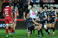 2019 05 18 Ospreys V Scarlets Guinness Champions Cup play-off, Liberty Stadium, Swansea, Wales, UK
