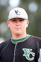 Tyler Bremer, Yavapai College Roughriders playing at Phoenix College, Phoenix, AZ - 05/01/2010.Photo by:  Bill Mitchell/Four Seam Images.