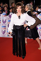 Dame Joan Collins<br /> at the Pride of Britain Awards 2017 held at the Grosvenor House Hotel, London<br /> <br /> <br /> ©Ash Knotek  D3342  30/10/2017