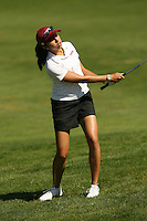 11 April 2007: Mari Chun during the Peg Barnard Collegiate at the Stanford Golf Course in Stanford, CA.