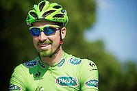 Green Peter Sagan (SVK)<br /> <br /> Tour de France 2013<br /> (final) stage 21: Versailles - Paris Champs-Elysées<br /> 133,5km