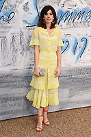 LONDON, UK. June 25, 2019: Gala Gordon arriving for the Serpentine Gallery Summer Party 2019 at Kensington Gardens, London.<br /> Picture: Steve Vas/Featureflash