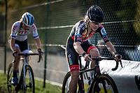 Laura Verdonschot (BEL/Pauwels Sauzen-Bingoal)<br /> <br /> Womens Race<br /> 42nd Superprestige cyclocross Gavere 2019<br /> <br /> ©kramon