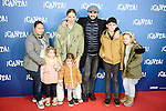 """Emiliano Suarez and Carola Baleztena attends to the premiere of the film """"¡Canta!"""" at Cines Capitol in Madrid, Spain. December 18, 2016. (ALTERPHOTOS/BorjaB.Hojas)"""