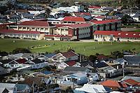 140809 College Football - Rongotai College v Wellington College 1st XI