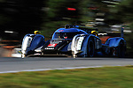 Tom Kristensen (DNK) / Allan McNish (SCO) / Dindo Capello (ITA), #2 Audi Sport Team Joest Audi R18 chassis, LMP1 category during the 14th annual Petit Le Mans held at Road Atlanta in Braselton GA, USA.