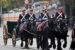 Spanish National Day military parade in Madrid, Spain. October 12, 2018. (ALTERPHOTOS/A. Perez Meca)