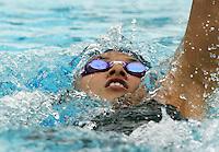 """Trofeo """"Sette Colli"""" di nuoto al Foro Italico, Roma, 8 giugno 2008..""""Seven Hills"""" swimming trophy at Rome's Foro Italico, 8 june 2008..200 meters backstroke women: Japan's Hanae Ito..UPDATE IMAGES PRESS/Riccardo De Luca"""