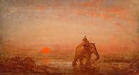 ActiveMuseum_0000053.jpg / The Elephant- Felix Ziem - <br />06/06/2013  -  <br />Active Museum / Le Pictorium