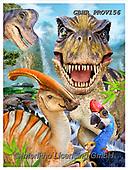 Howard, SELFIES, paintings+++++Dino poster,GBHRPROV156,#Selfies#, EVERYDAY ,dinos,dinosaurs